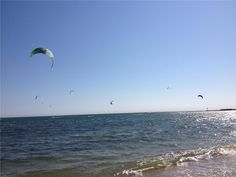 Go fly a kite....every day is beautiful on the Cape!