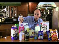 What Genetically Modified Organisms Might You Be Eating? Uploaded on Nov 8, 2011 Watch Jeffrey Smith show some of the common food products that have GMOs and ones that do not.  Learn more about GMOs at: http://www.responsibletechnology.org