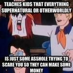 Scooby Doo, The First Atheist Brainwashing Cartoon Reviewed.  Who knew that Scooby Doo was atheist propaganda?!  LOL