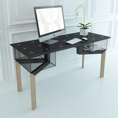 COLLIFERA desk by Sergey Lvov