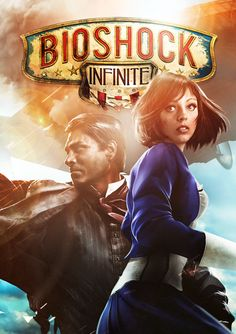 Bioshock Infinite...yesssss Colette Bennett come over to our side- we have cookies here.  I'm chomping at the bit to get this one started.