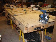Paulk Workbench - Woodworking Talk - Woodworkers Forum