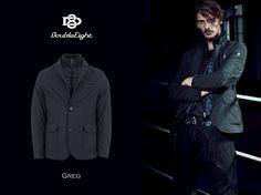 Vincente, Made in Italy, Casual: lo stile di ogni creazione firmata Double Eight! Scopri il nostro Greg in poliestere stretch http://www.doubleeight.it/prodotto/greg8-p127/  The essential Jacket: is your smart casual style look.
