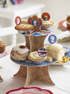 http://www.notonthehighstreet.com/the3blondebears/product/royal-wedding-partyware