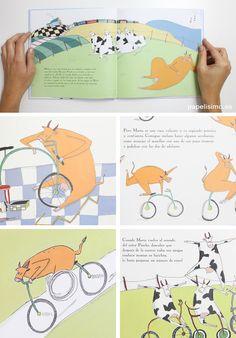 Libros-para-niños-superación-personal-Marta-y-la-bicicleta