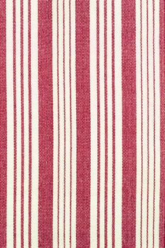 red striped rug - will it work with the striped duvet cover?