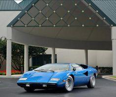 1975 Lamborghini Countach LP400 'Periscopica'