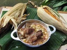 Cocina Costarricense: pozol