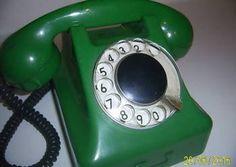 Stary polski telefon RWT Telos PRL AKTUALNE
