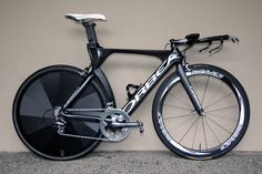 This is my bike! (Different wheels though) Orbea's ORDU TT Bike