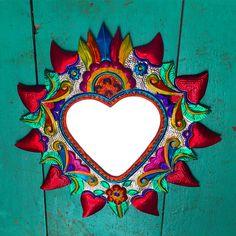 Corazón mexicano de Oaxaca