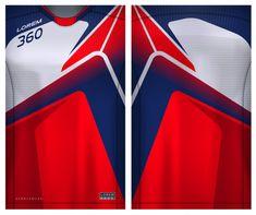 Sport T-shirt For Soccer Tee Design, Graphic Design, Sports Uniforms, Racing Stripes, Sport T Shirt, Football, Shirt Designs, Soccer, Vector Freepik