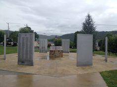 Veterans Memorial Park in Erwin, Tennessee