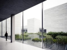 Glenstone - Thomas Phifer & Partners
