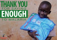 Amazima Ministries International: Thank You for saying ENOUGH malaria!