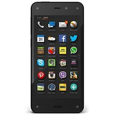 Amazon Fire Phone - 13MP Camera, 32GB - Shop Now