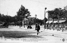 Place du Colonel Fabien / Paris 19ème