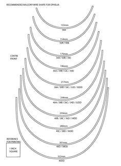Bra Sewing Pattern / PDF Pattern / Bra Making / Under-wired