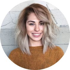 Silver color melt on this beauty #HairByLarisaLove