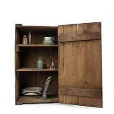Antique P & R Railroad Hardware Medicine Cabinet $200. Could Totally DIY! If only I were better at....