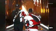 Sean Diddy Combs' Nasty Fall Didn't Stop the BET Awards' Bad Boy Reunion?Watch Now!