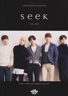SHINee Taemin, Jonghyun, Key