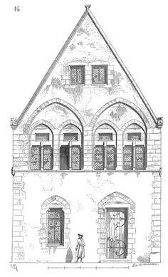 Maison.XIIIe.siecle.Provins