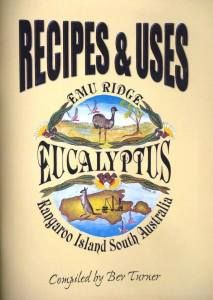 The first of its kind, our recipe book for Eucalyptus Oil. The book was launched in 1993 full of my own & others recipes which has grown over the years.