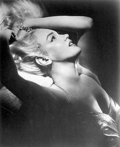 Monroe striking a pose circa 1952.