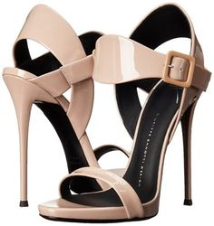 Cute Shoes, Me Too Shoes, Cream Shoes, Giuseppe Zanotti Heels, Only Shoes, Hot Heels, Fashion Heels, Dress Sandals, Beautiful Shoes