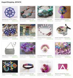 Thank you @sesimmm for including my floral hanging :) https://www.etsy.com/treasury/MjU2NjI3MzF8MjcyNzc0NDA2Mg/august-shopping201516 #etsy #treasury #handmadegifts