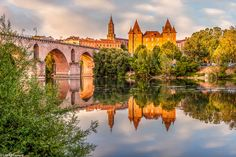 Montauban, France by Laurent CALAS on 500px