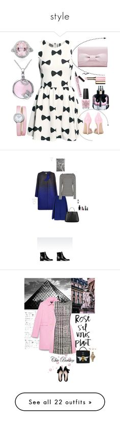 style by jenny1427s on Polyvore featuring polyvore fashion style Gianvito Rossi Yves Saint Laurent OPI Baume & Mercier Amour Clarins clothing Armani Collezioni Armani Jeans Emporio Armani Giorgio Armani Gucci FAUSTO PUGLISI WALL Shinola gucci Fall2016 fallgetaway Topshop Chanel STELLA McCARTNEY ShedRain Fall contest paris autumn Home Decorators Collection Eleventy Hermès 424 Fifth Aurélie Bidermann Jennifer Behr Jouer Chicnova Fashion adidas Originals Boutique Moschino Vetements Zimmermann…