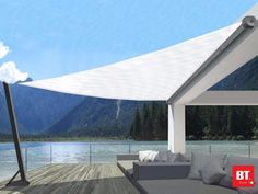 Tenda a vela in Dacron® R300 VELA BASIC by BT Group