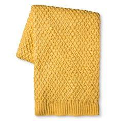 Sweater knit Throw Blanket - Threshold™ : Target