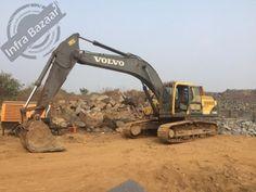 Excavator for Sale - Buy Used VOLVO 290 BLC Excavator Online, Product ID: 447883 | Infra Bazaar