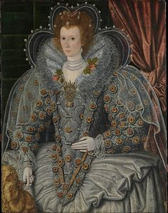 Portrait of a Woman, c. 1600, British.