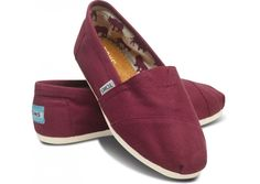 Okay, I REALLY like these!!! Never thought I would say that. These are awesome...Wine Canvas Women's Classics hero