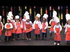 Villancico Natillas y Tres Pastelitos 2º E P 2015 - YouTube