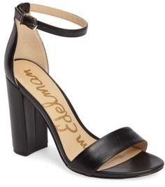 ba3f24d38d7078 Women s Sam Edelman Yaro Ankle Strap Sandal  afflink Cute Sandals
