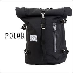 THE USA SURF | Rakuten Global Market: POLER Camping Stuff polar rucksack backpack OUTDOOR The Roll Top festival camping