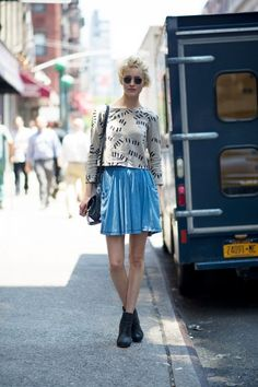 20 Street-Style Snaps That Are Seriously Chic  #Refinery29