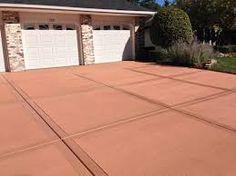 Color for concrete mesa buff 5447 by davis colors - Scofield revive exterior concrete stain ...