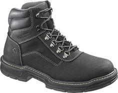 W02253 Wolverine Men's Corsair WP Safety Boots - Black