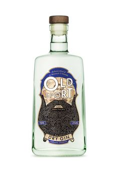 OLD SPORT GIN — The Dieline - Package Design Resource