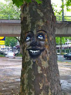 Street art in Hamburg, Düsseldorf
