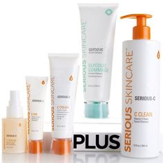 Serious Skincare C New Beginnings Kit Plus Gommage