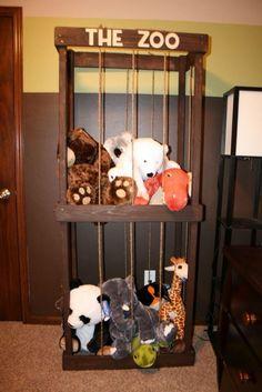 DIY Stuffed Animal Zoo – The Owner-Builder Network