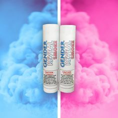 Gender Reveal Smoke Bombs Gender Reveal Smoke Bombs Includes 2 Pink and 2 Blue Gender Reveal Smoke Bombs. Make your Announcement fill the air with Smoke Bombs! Gender reveal Smoke Sticks are the most popular way to reveal. Halloween Gender Reveal, Gender Reveal Party Games, Gender Reveal Themes, Gender Reveal Photos, Gender Reveal Party Decorations, Confetti Gender Reveal, Reveal Parties, Pumpkin Gender Reveal, Gender Party Ideas