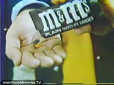 """▶ M & M's - """"All Hands Love M & M's"""" (Commercial, 1981) - YouTube"""